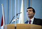 President Nasheed (Maldives)