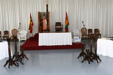 GRENADA,House of Representatives -  Provided by Parliament